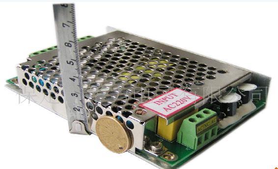 我公司KDYA-38NR-04超薄电源,厚度仅为22.7mm,主要应用于国电南瑞城乡电网自动化公司DSA2XX系列继电保护装置。两年多来使用数量达一万多台,现场应用稳定无任何重大质量问题,南瑞城乡电网公司对我公司产品完全肯定,目前DSA181系列、DSA208系列、等系列产品均选用我公司电源。   华力电源 KDYA-38NR-04   电源专利号:ZL200430012578.